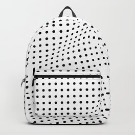 creased dots Backpack