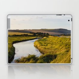 Cuckmere river Laptop & iPad Skin