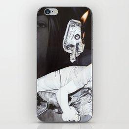 '#uck Fame' iPhone Skin