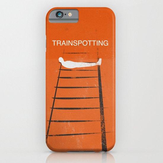 Trainspotting iPhone & iPod Case