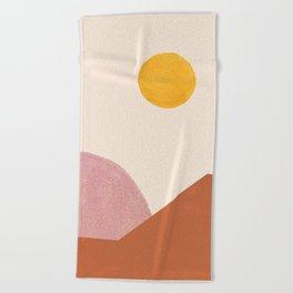 Colina Beach Towel
