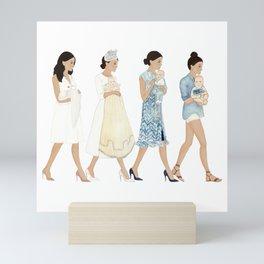Motherhood Mini Art Print