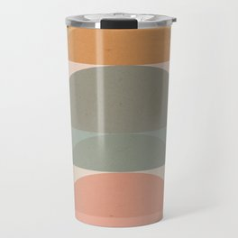 Geometric 01 Travel Mug