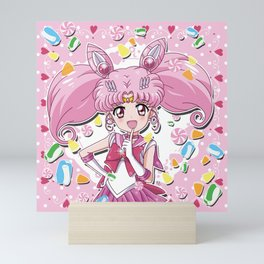 Sailor Candy Mini Art Print