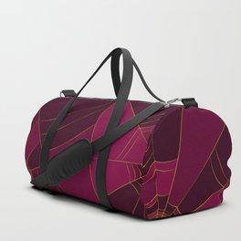 Abstract Halloween theme Duffle Bag