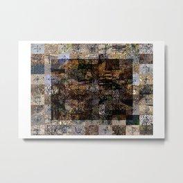 Hardstanding 01 Metal Print