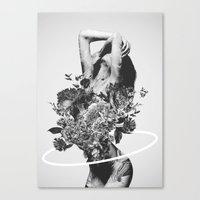 Canvas Prints featuring Be Slowly by Daniel Taylor