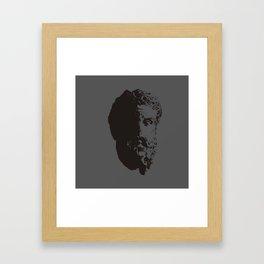 WORLD HERITAGE 3C Framed Art Print
