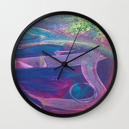 ROYAL Posessions Wall Clock