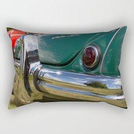 Classic Austin 2 Rectangular Pillow