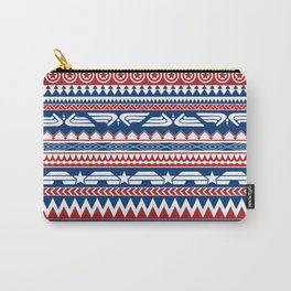 Tribal Heroes - Steve Rogers Carry-All Pouch