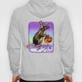 Trick or Treating Mouse Hoody