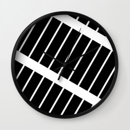 Parking Space Wall Clock