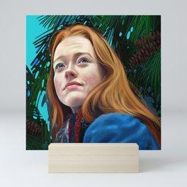 Anne with an E - Fan Art Mini Art Print