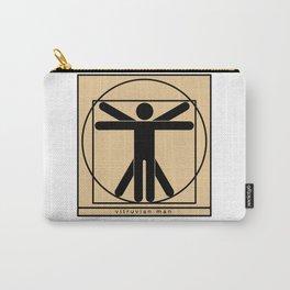 vitruvian man Carry-All Pouch