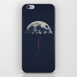 Space Umbrella iPhone Skin