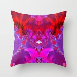 BRIGHT BEAUTY  Throw Pillow