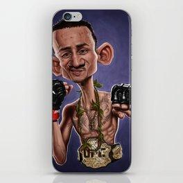 Max Holloway iPhone Skin