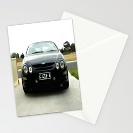 My XR8 Stationery Cards