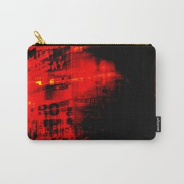 1st arrondissement-red2 Carry-All Pouch