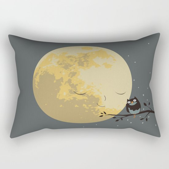My Crony Rectangular Pillow