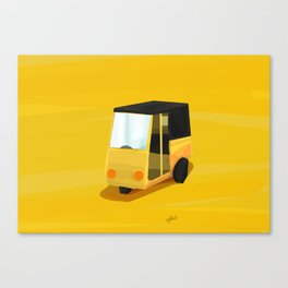 Keke Canvas Print