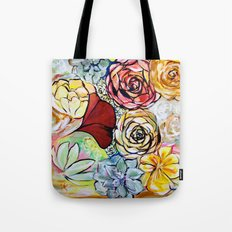 Southern California Garden Tote Bag