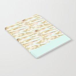Mint & Gold - net Notebook