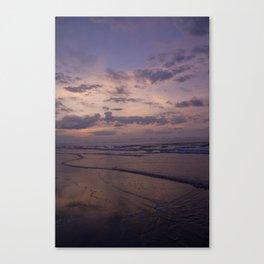 Wildwood Sunrise Canvas Print
