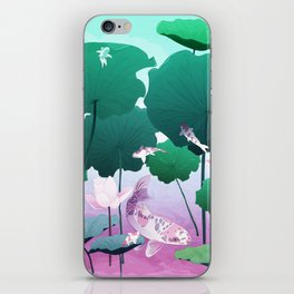 River of Gods iPhone Skin