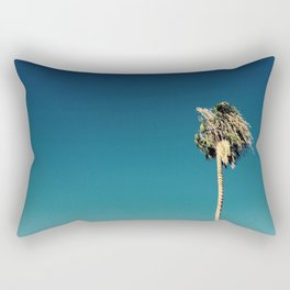 Palm Trees Los Angeles Rectangular Pillow