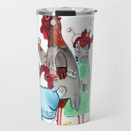 PTA Meeting Travel Mug