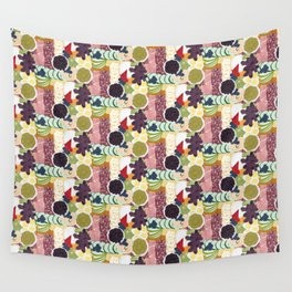 Charcuterie Board Wall Tapestry
