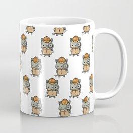 Purrlock Holmes Coffee Mug