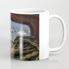 Ferry cross the Mersey Coffee Mug