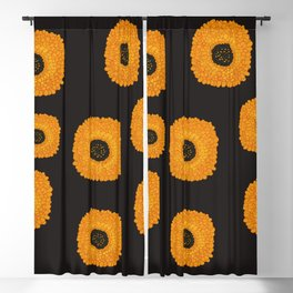 Imaginary Gold Blackout Curtain