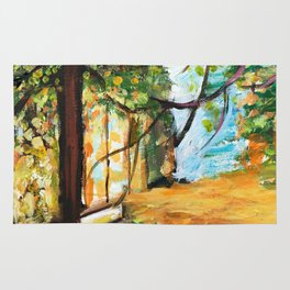 Woodland Beauty Rug