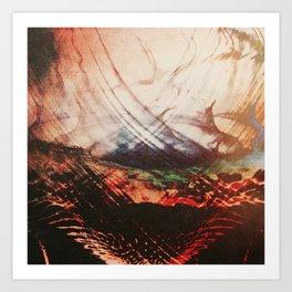 dreamsmile Art Print