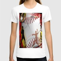 baseball T-shirts featuring Baseball by Robin Curtiss