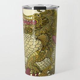 Dragon Royal Gold Travel Mug