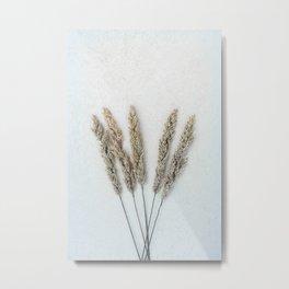 Summer Grass II Metal Print