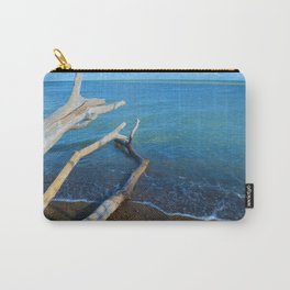 Lake Erie from Point Pelee National Park, Canada Carry-All Pouch
