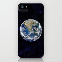 The Earth iPhone Case