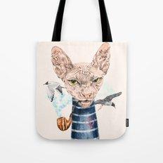 Sphynx Cat II Tote Bag