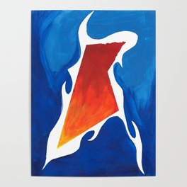 Fire in Water Poster