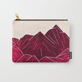 Ruby Mountains Carry-All Pouch