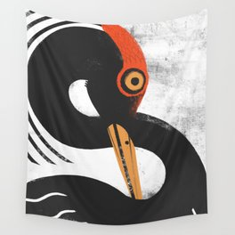 Bird of infinite Wall Tapestry
