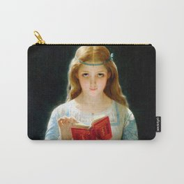 """Pierre Auguste Cot """"Ophelia"""" Carry-All Pouch"""