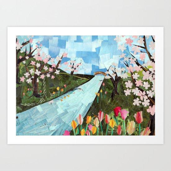 Cherry Who Art Print