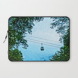 Travelling the mist Laptop Sleeve